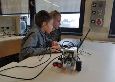 Lego Mindstorms - fablab Merelbeke