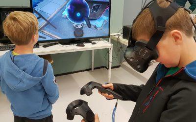 Kennismaken met virtual reality