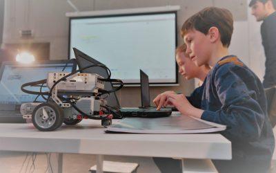 Robotica: Lego Mindstorm reeks 2, kinderen 6 – 12 jaar