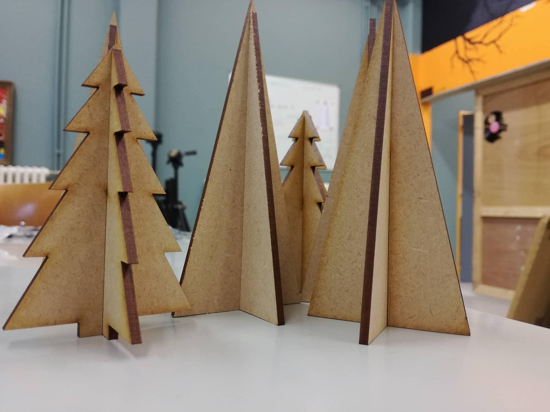 Kerstboom Fluxlab