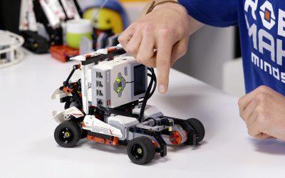 Introductiereeks Lego Mindstorms EV3 Niveau 1