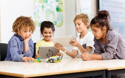 Eureka! Kijk- en doebeurs voor kinderen en tieners van 6 t/m 14 jaar bibliotheek Merelbeke