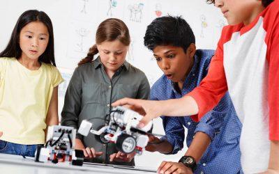 Lego Mindstorms – niv 2 – op zaterdag