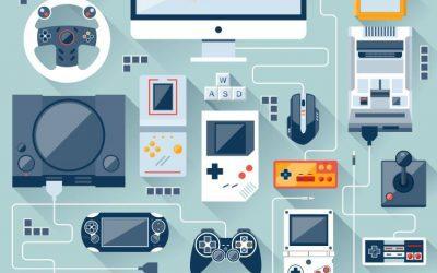 Van Pong tot PS4 real-time gaminggeschiedenis
