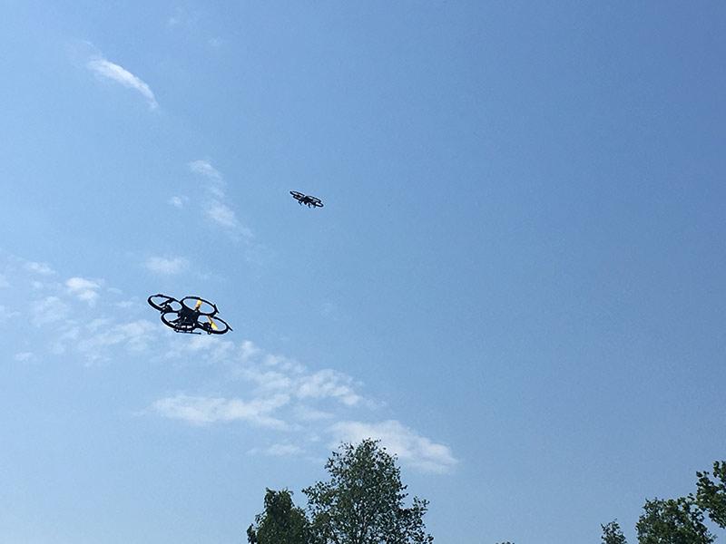 Leer zelf vliegen met Drones (niv 1, beginners)