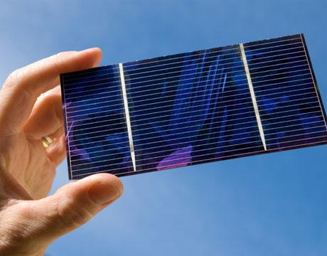 Solar Spotlamp