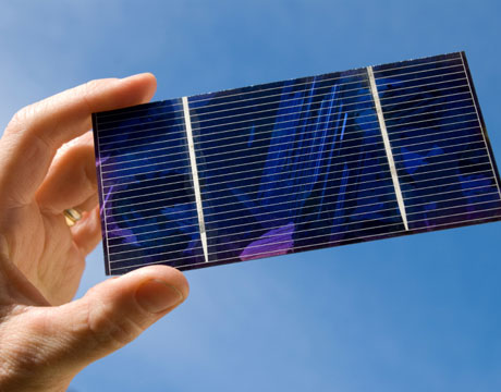 Ontwerp je eigen Solar spotlamp
