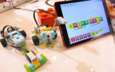 Lego WeDo(niv 2) voor gevorderden