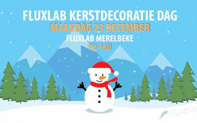Hi-Tech Kerstdecoratie Dag! 23 december te Merelbeke