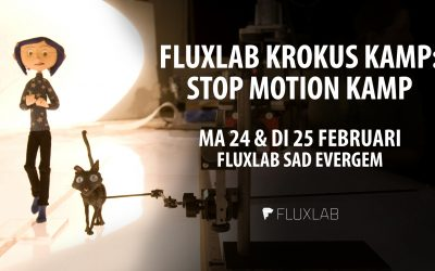 Stop Motion Krokuskamp Evergem!