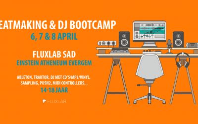Beatmaking & DJ Bootcamp (Paasvakantie)