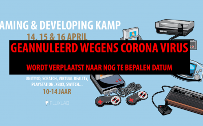 Gaming & Developing Paaskamp (GEANNULEERD)