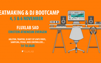 Beatmaking & DJ Bootcamp (Nieuwe Data Kerst)