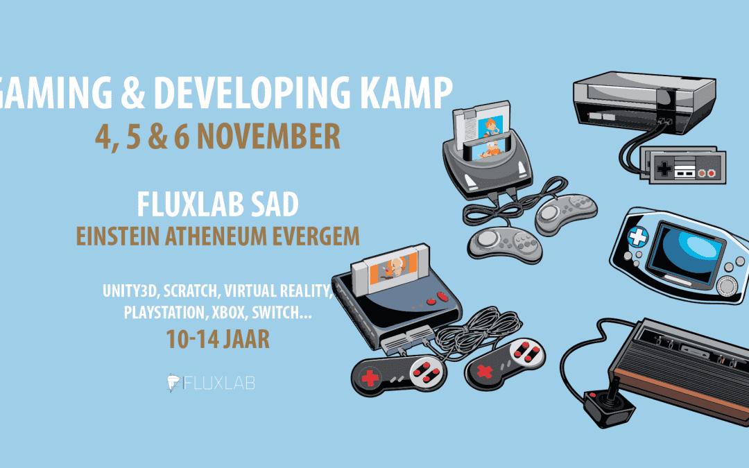 Gaming & Developing Paaskamp (Nieuwe Data Herfst)