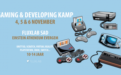 Gaming & Developing Kamp (Nieuwe Data Herfst)