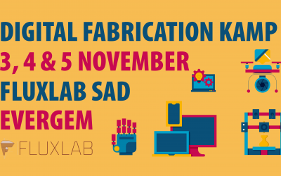 Digital Fabrication Kamp Evergem